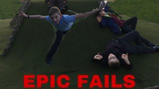 EPIC FAILS! Part 2 park play
