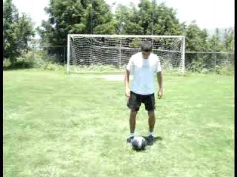 Clases  futbol Freestyle Actual FlickUps Omar Galarza--Venta dvd en www.videosomar.com
