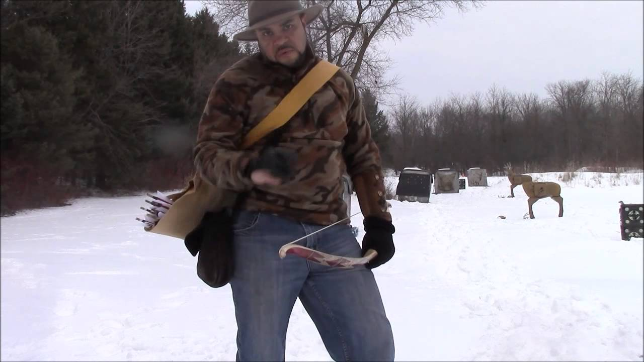 where or how to carry a native style quiver intro to new