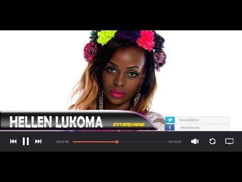 Joined by Hellen Lukoma in Koona Dance