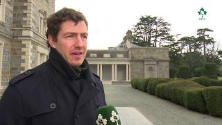Irish Rugby TV: Mike McCarthy On Ireland v Wales