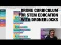 Drone STEM Education Online Course with DroneBlocks