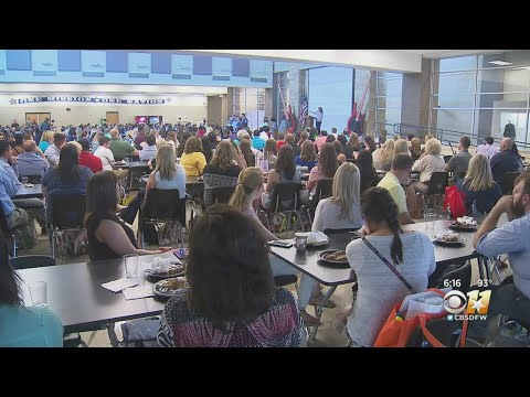 Frisco ISD Brings 600 New Teachers On Board