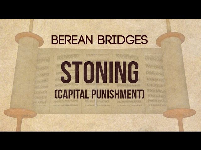 the biblical perspective on capital punishment Capital punishment: invalid biblical analysis techniques specific capital crimes in the christian scriptures (new testament) policies.