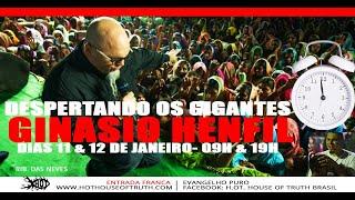 DESPERTANDO OS GIGANTES - NEVES/MG - JANEIRO DE 2020