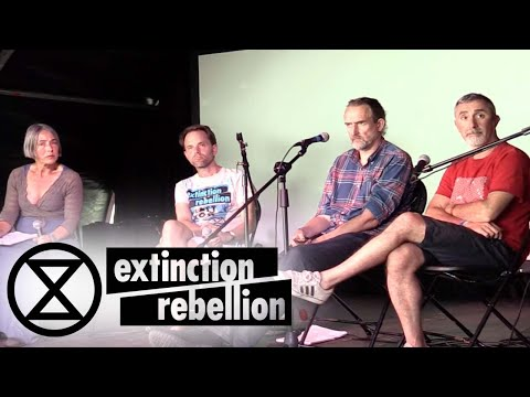 Deep adaptation: Getting Real about the Climate Apocalypse   Extinction Rebellion
