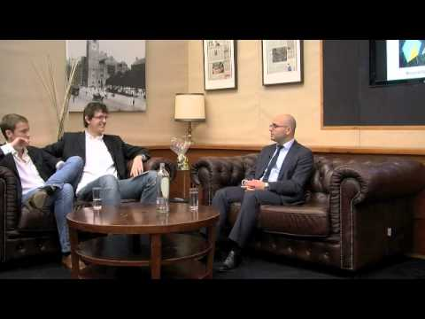 Room for Discussion presents: Nick Kounis (ABN Amro)