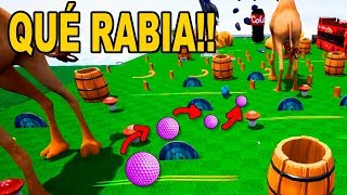 GOLF IT | QUÉ RABIA ME DAS!!