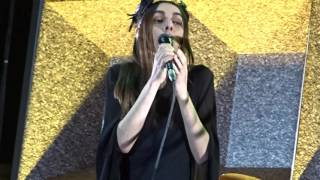 """""""River Anacostia"""", PJ Harvey - Porto, Juin 2016"""