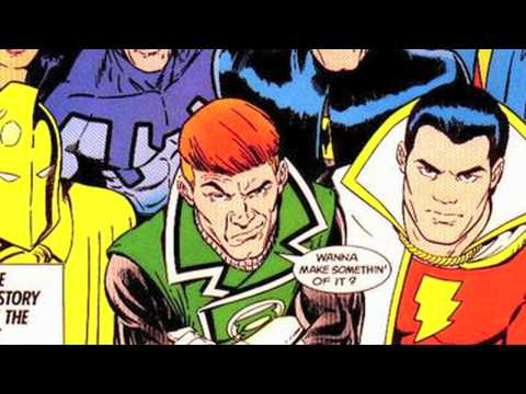 Out of Print Outtake: The Justice League International