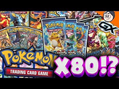 80+ POKEMON CARD PACK OPENING!! (MY BIGGEST OPENING YET!) l Pokemon TCG