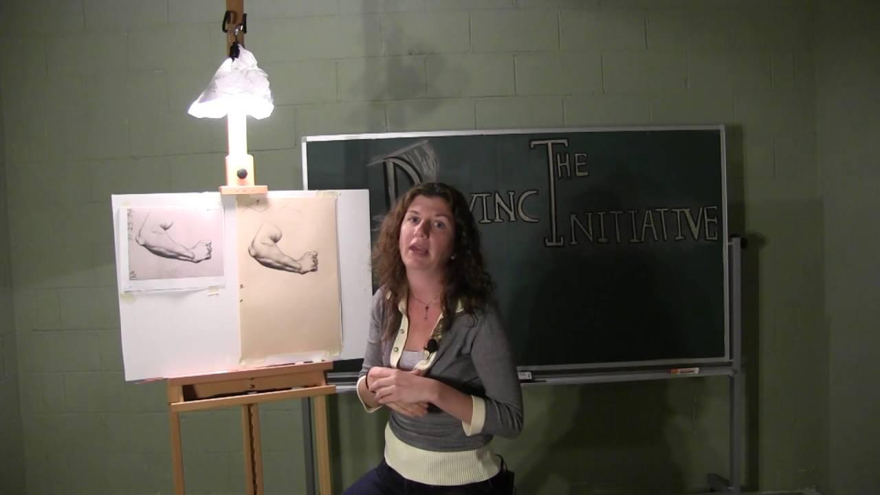 Bargue Lesson 5 - Bonus Tip - Proper Light