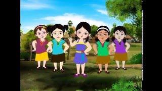 Antara Chowdhury | Salil Chowdhury | Teler Sishi | Animation / Video