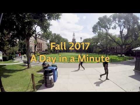 Fall 2017: A Brooklyn College Day in a Minute