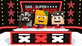 DAS MINECRAFT SUPER TALENT - [Deutsch/HD]