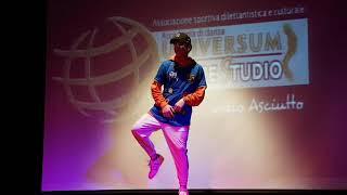 Saggio fine anno dell'Universum Dance Studio 2017/2018 || Achy ||