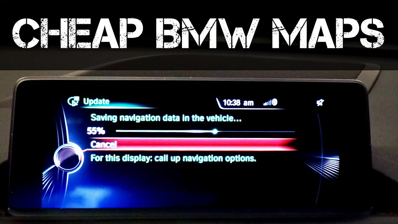Bmw Map Update DON'T PAY BMW PRICES   How to Download and Install BMW Map Updates