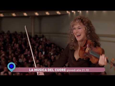 'La musica del cuore' con Meryl Streep, giovedì 10 settembre ore 21.10 su Tv2000