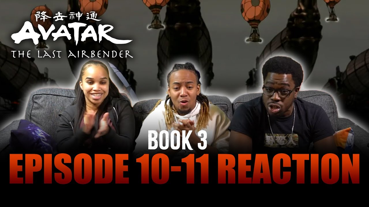 Download The Day of Black Sun | Avatar Book 3 Ep 10-11 Reaction
