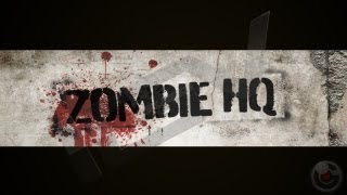 Zombie HQ - iPhone & iPad Gameplay Video