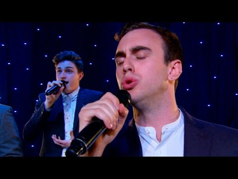 The Sons of Pitches perform 'True Love Ways' - The Naked Choir: Episode 3 - BBC Two