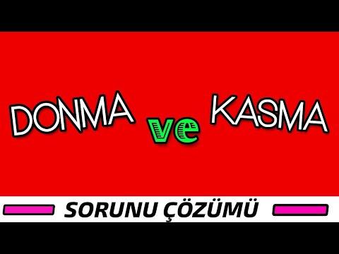 ANDROİD TELEFONDA DONMA VE KASMA SORUNU ÇÖZÜMÜ ! ( 2019 )