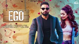 EGO (Motion Poster) German Sandhawalia | Releasing On 22 March | White Hill Music