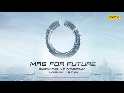 Mag For Future | realme Magnetic Innovation Event
