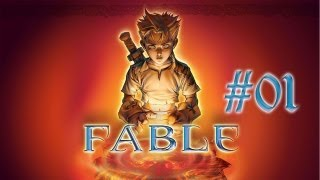 Let's Play - Fable - Part #01 [Deutsch/German]: So ein guter Junge