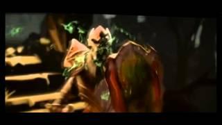 Скачать Dota 2 не официальноё видео От Alex Diner Трейлер