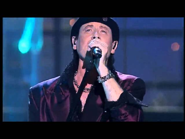 Georgios milonas scorpions--you   and   i       official   live  video     hd