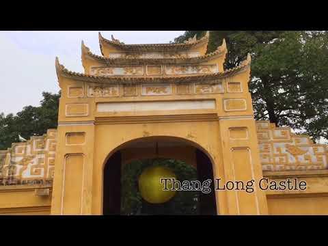 History Hanoi-Vietnam
