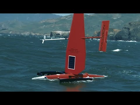 Saildrones: Cutting Edge Technology for Ocean Research