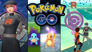 Team GO Rocket Update! Crypto-Pokémon mit 100% IV Trick   Pokémon GO Deutsch #1075