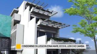 Condominio di lusso in zona mare, ecco il Lido che cambia