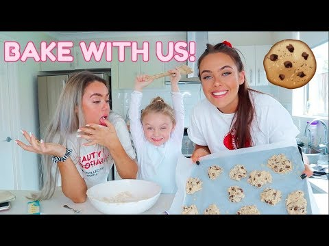 COOKING WITH US! Ft. Our 4yr Old Sister | Mescia Twins