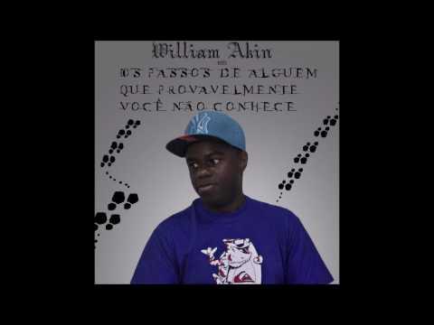 William Akin - Menina dos Meus Olhos