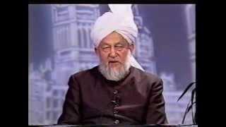 Address to Majlis e Shura, America 1997