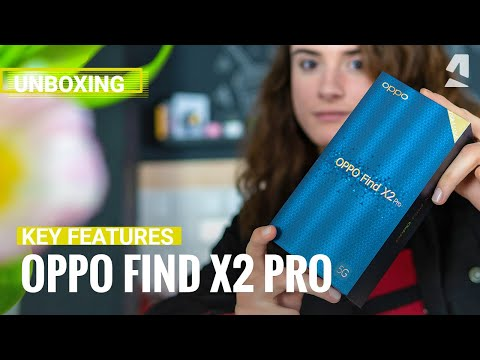 Oppo Find X2 Pro hands-on and unboxing