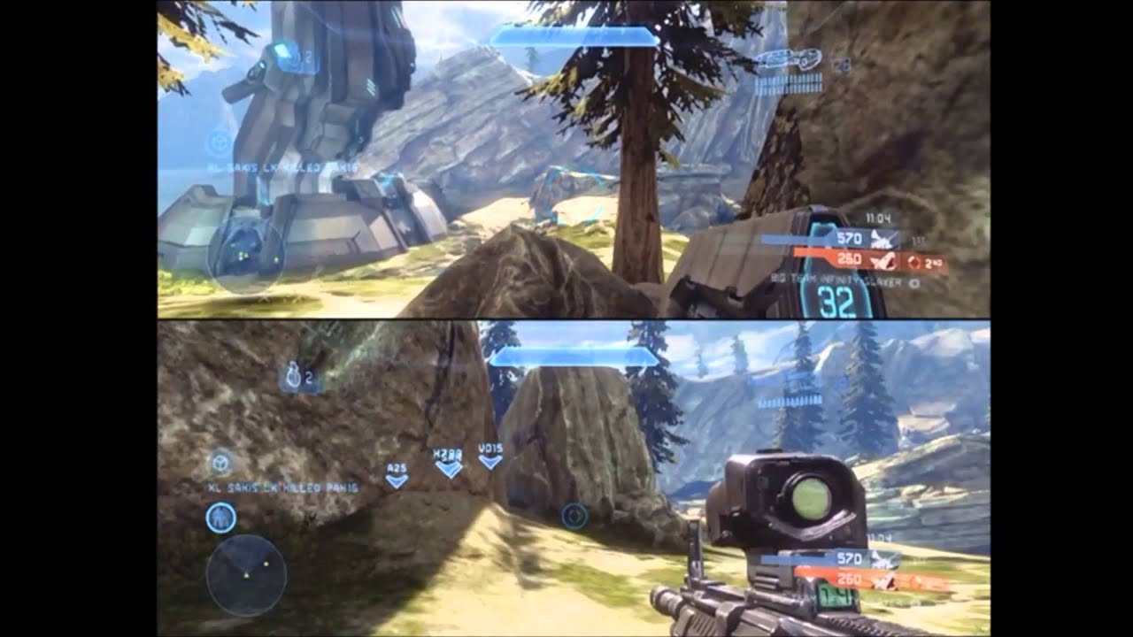 Ragnarok Halo 4 Infinity Slayer - Year of Clean Water