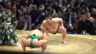 数年ぶりに相撲観戦に行ってレアな取り組みが見れてよかった(*´∀`*)