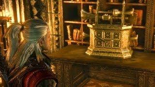 Megascope: Geralt Watches Triss Tortured, Dandellion Humping, Saskia Eating... (Witcher 2)