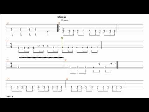 Primo Victoria with implemented Tabs to play along! (LEAD)