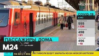 Коронавирус внес коррективы в дачный сезон Москва 24