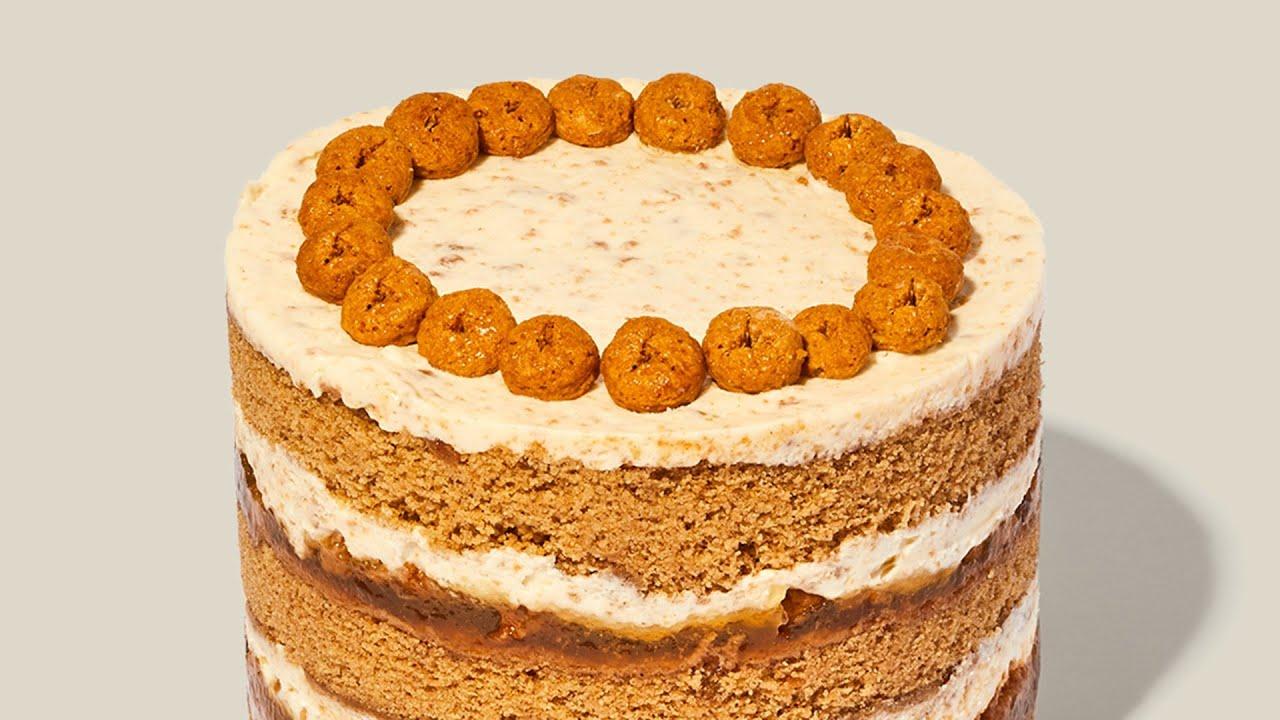 How to Make Apple Cider Doughnut Cake | Milk Bar's Christina Tosi