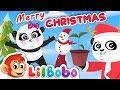 Jingle Bells - Christmas Songs for Children | Little BoBo Nursery Rhymes | FlickBox Kids