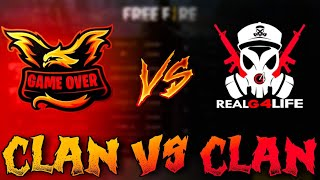 CLAN DE ANTRONIXX G VS CLAN DE [E] MAIKEL | ₪GAME_OVER₪ VS REALG4LIFE | ADRIÁN LM