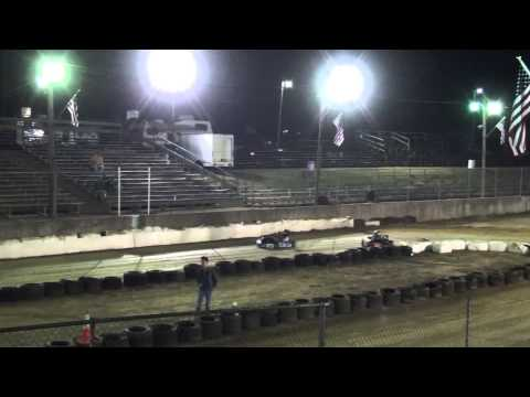 8-6-13 Warren County Speedway Gold Feature