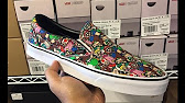 52fe5bea6d456c Shoe Review  Vans Van Doren Classic Slip-On (Holiday Pewter) - YouTube