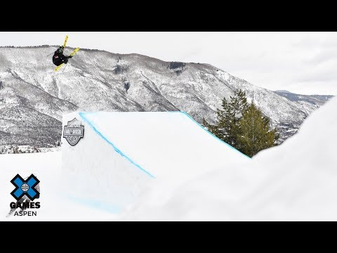 Alex Beaulieu-Marchand wins Men's Ski Slopestyle silver | X Games Aspen 2019